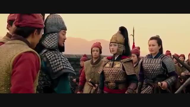 فیلم سینمایی خدای جنگ با دوبله حرفه ای God of War 2017