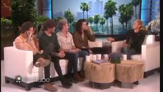 Ellen show-harry =         