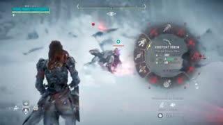 VGMAG - Horizon Zero Dawn- The Frozen Wilds Gameplay