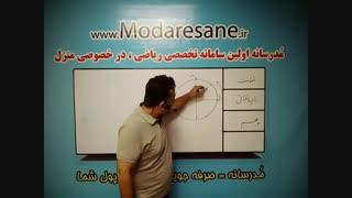آموزش نسبت های مثلثاتی در تهران 4