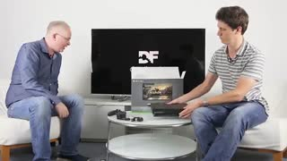 آنباکسینگ کنسول Xbox One X کمپانی مایکروسافت