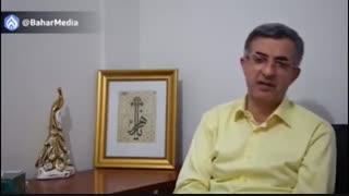 صحبت های جنجالی مشایی در مورد دولت و حمید بقایی