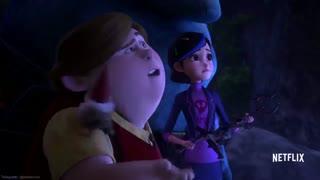 تریلر انیمیشن سریالی Trollhunters - پارت دوم