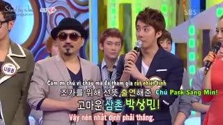 SS501 Kim Hyung Jun - SBS 1000 Song Challenge 2/2