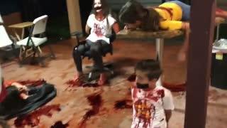 قتل دلخراش تمام افراد خانواده (دوربین مخفی)