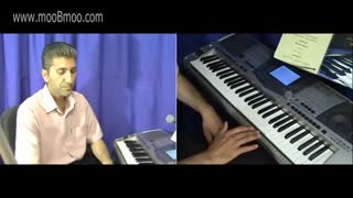 آموزش نواختن پیانو #اف_ال_پلاس
