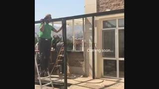 پروژه تراس سبز در شیخ بهایی تهران