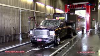 کارواش دروازه ای اتوماتیک ISTOBAL HeavyWash P