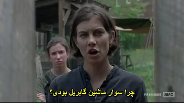 سریال واکینگ دد فصل ۸ قسمت ۳  The Walking Dead