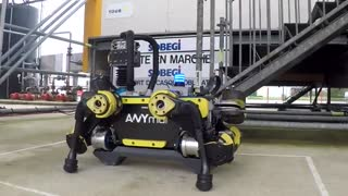 "ربات هوشمند ساخته شده توسط ""ETH Zurich"""