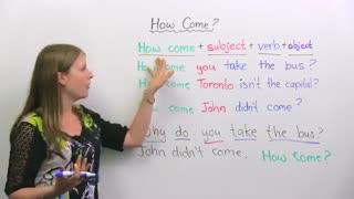 درس 1229 - مجموعه آموزش زبان انگلیسی EngVid