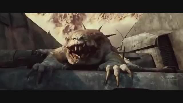 فیلم سینمایی Valerian 2017 با بازی کارا دلوین ,ریانا ,کلایو اوون