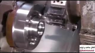 نحوه ساخت چرخ دنده ها