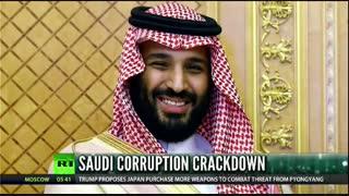 دانلود جنگ قدرت شاهزاده ولیعهد عربستان سعودی باجگیری اقتصادی