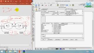 آموزش Vensim - درس 8: معرفی نرم افزار Vensim (ب)