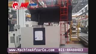 فرز دروزاه ایCNC  شرکت فنی مهندسی ماشین افزار اذربایجان-فرز دروازه ای PM 1630