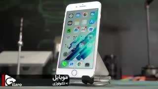 برسی تغییرات ظاهری دوربین اپل آیفون ۱۰ - Iphone X