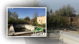فروش باغ ویلا با پایانکار در شهریار میدان نماز کد1196