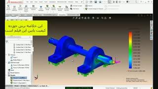 آموزش solidworks simulation