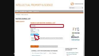 آموزش بررسی اعتبار مجلات ISI