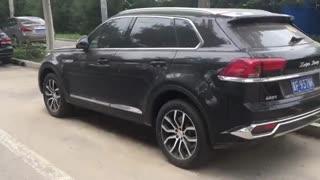 بررسی خودرو زوتی دامای X7 یا Damy X7 (شاسی بلند لوکس)