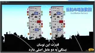 توجه ; چرا ساختمان ها در هنگام زلزله فرو می ریزد؟؟ TED
