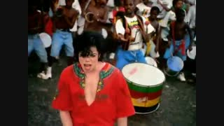 موزیک ویدئو «They Don't Care About Us» مایکل جکسون، نسخه برزیل | آلبوم تاریخ 1995