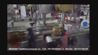 ویدئو دستگاه پرکن کرم پسته و مایعات غلیظ