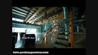 گریتینگ و پله فلزی
