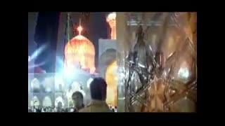 نماهنگ زیبای امام رضا ع-با صدای حامد زمانی و هلالی