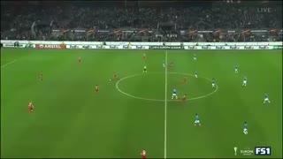 خلاصه فوتبال کلن 1-0 آرسنال