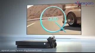 تلویزیون QLED سامسونگ در دی جی بانه