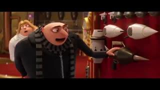 دانلود انیمیشن Despicable Me 3 2017 با زیرنویس فارسی