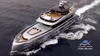 قایق 16 میلیون دلاری پورشه