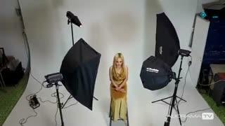 آموزش عکاسی ، تحلیل نور پردازی استودیویی