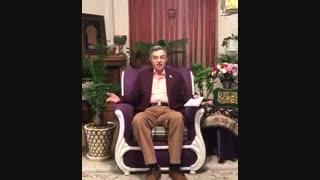 سخنان جنجالی مشایی در مورد برداران لاریجانی
