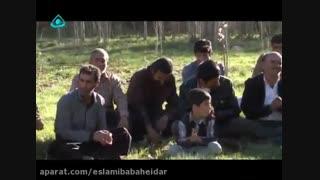 مسابقه خوانندگی باباحیدرازشبکه جهانبین