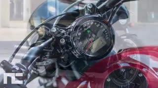 موتور سیکلت اسکات بابر 2018