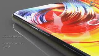 طرح مفهومی Xiaomi Mi Mix 3