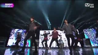 GOT7 + DAY6 MAMA 2017 اجرای ویژه و فوق العاده ورژن راک آهنگ Never Ever  گات سون همراه با پسرای دی سیکس فوق العاده اس حتما ببینید