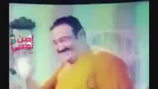 رقص مهران غفوریان و  علی صادقی