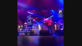 پخش آنلاین و اجرای زنده آهنگ پیشواز ماکان باند دلگیری