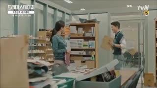 سومین تیزر سریال جدید سونگ جی هیو(منیجر بی و نامه عاشقانه)