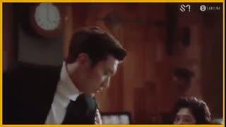موزیک ویدیو black suit از سوپر جونیور