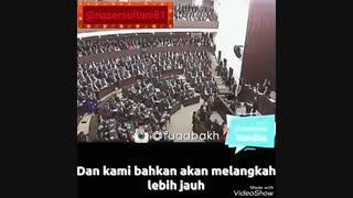 قُدس خط قرمز مسلمانان هست