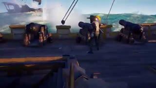 تریلر جدید از بازی Sea of Thieves