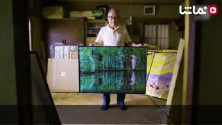 داستان زندگی مرد خسیسی که با مایکروسافت اکسل نقاشی میکشد !