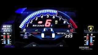مسابقه سرعت هوندا NSX، لامبورگینی اونتادور S و ریماک در گرندتور