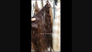 موی اکستنشن 70 سانتی درجه یک قابل اتو بابلیس سشوار فروشگاه اینترنتی و فیزیکی تیناویگ
