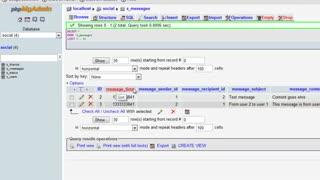 آموزش ساخت شبکه اجتماعی با PHP